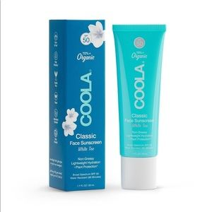 COOLA Classic Face Sunscreen White Tea SPF 50
